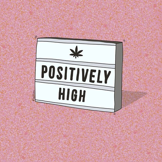repost: we love this message from @hashhons . . seeing the growing positivity surrounding cannabis helps us all! . . how has cannabis positively influenced you? share a quick story below if you like 🙏