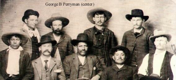George B. Perryman