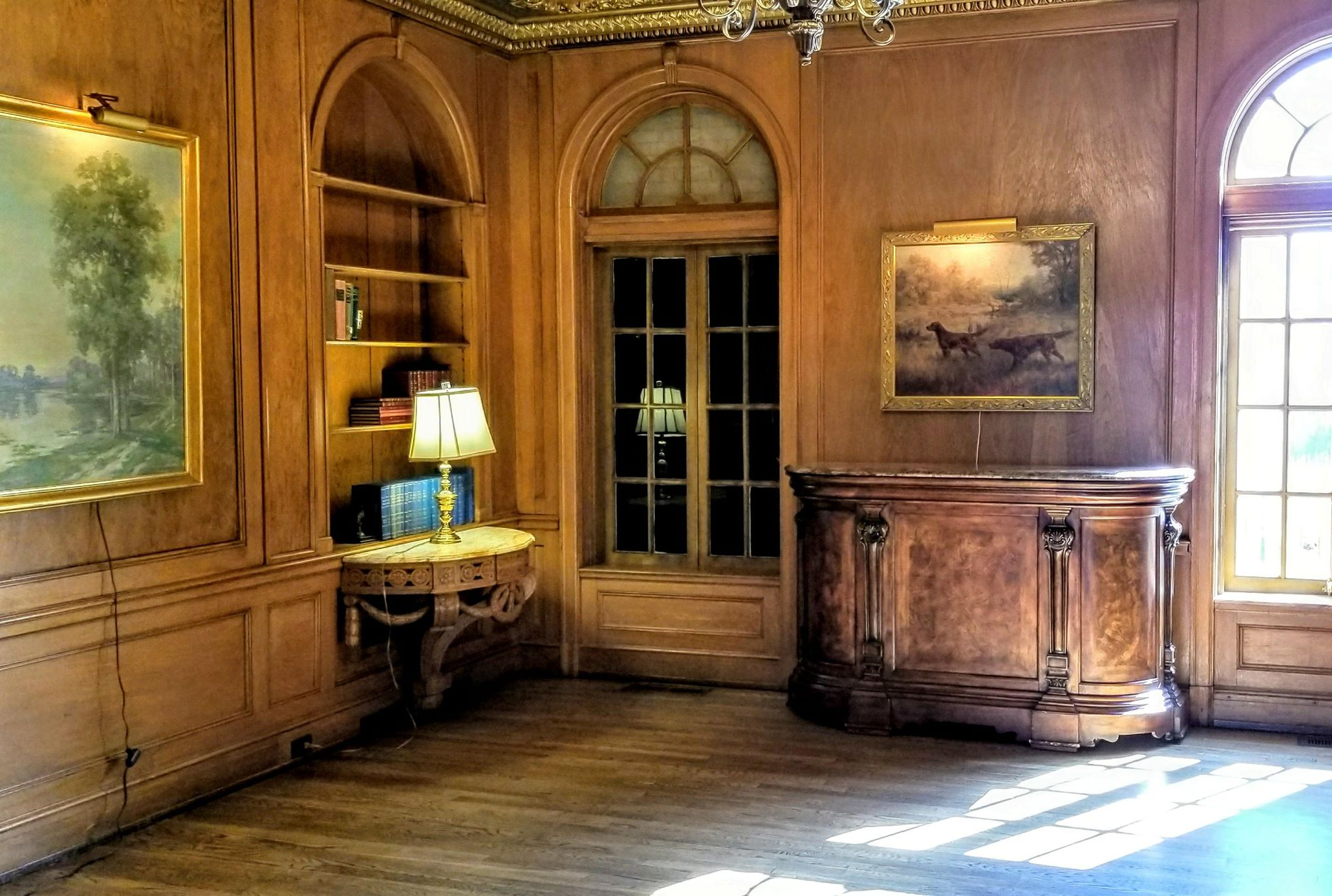Gold Room Library