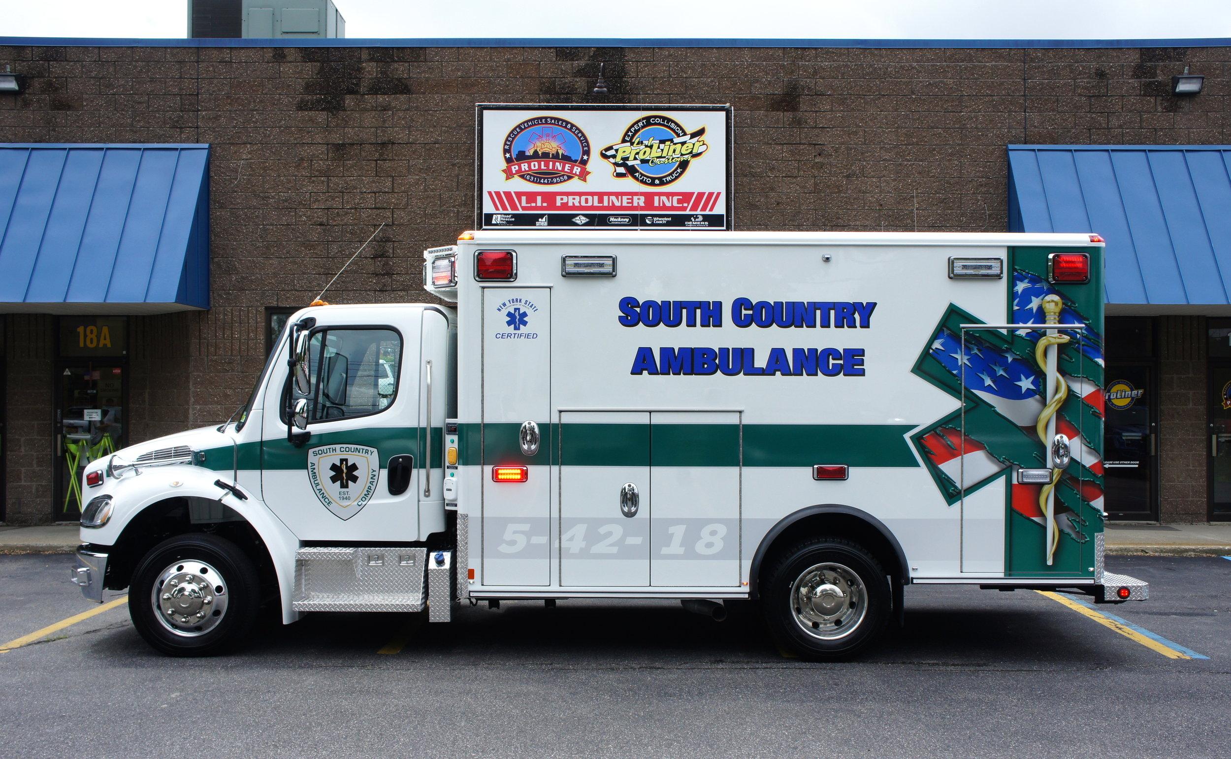 ambulance 5-42-18