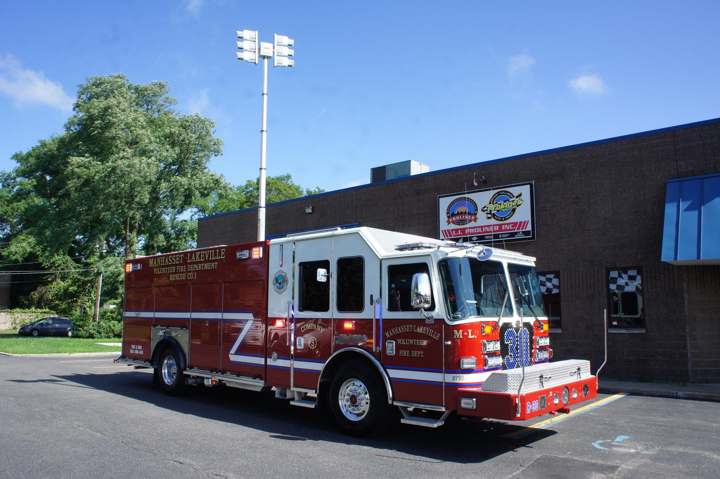 Rescue company 3