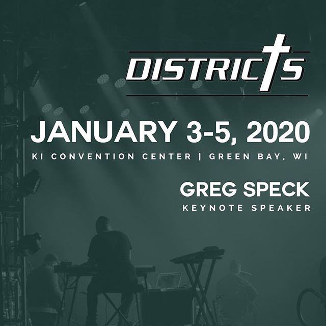 Not finished yet!! Put these dates in your schedule!! #districtsyc #districtsyc19 #districts19