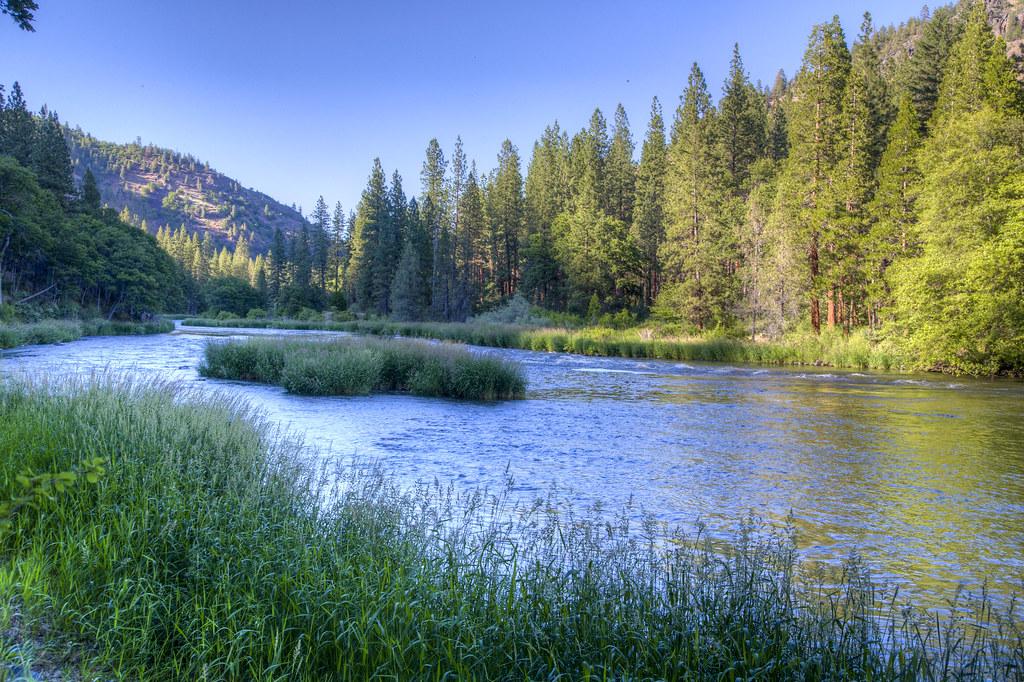 Klamath Wild and Scenic River, Oregon Photo Credits: Bob Wick, BLM
