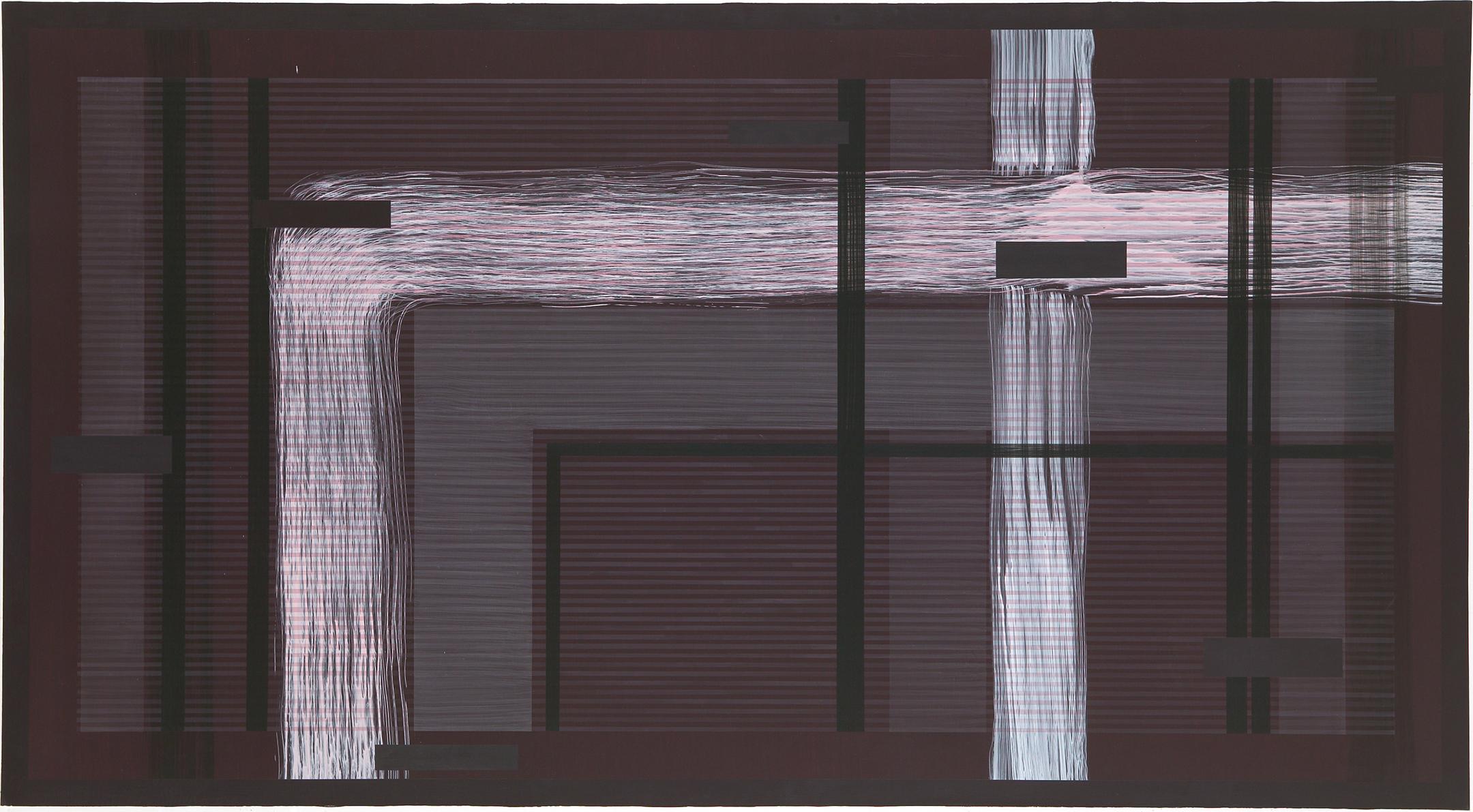Framed, 2004, 50x80