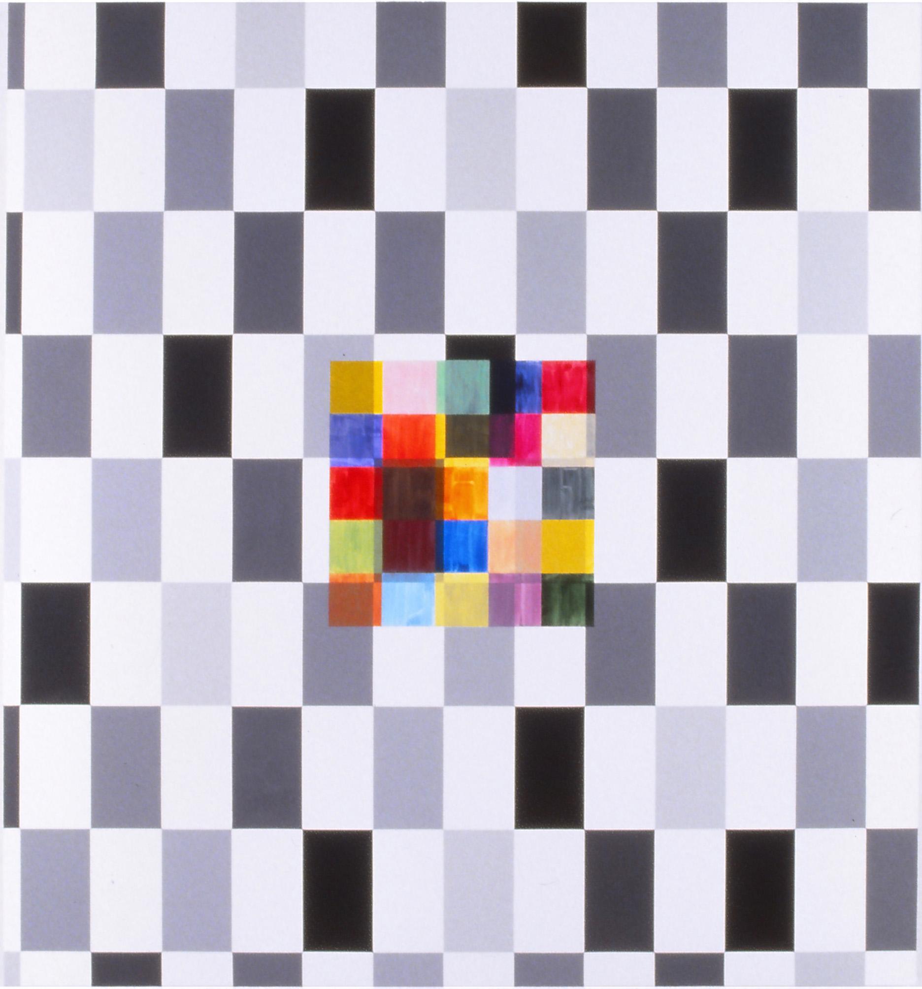 Untitled, 1993, 56x52