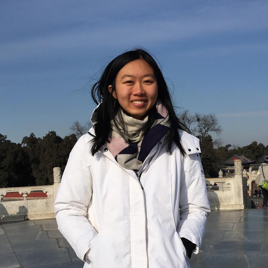 Jane Wu   Joining: PhD Candidate at Stanford