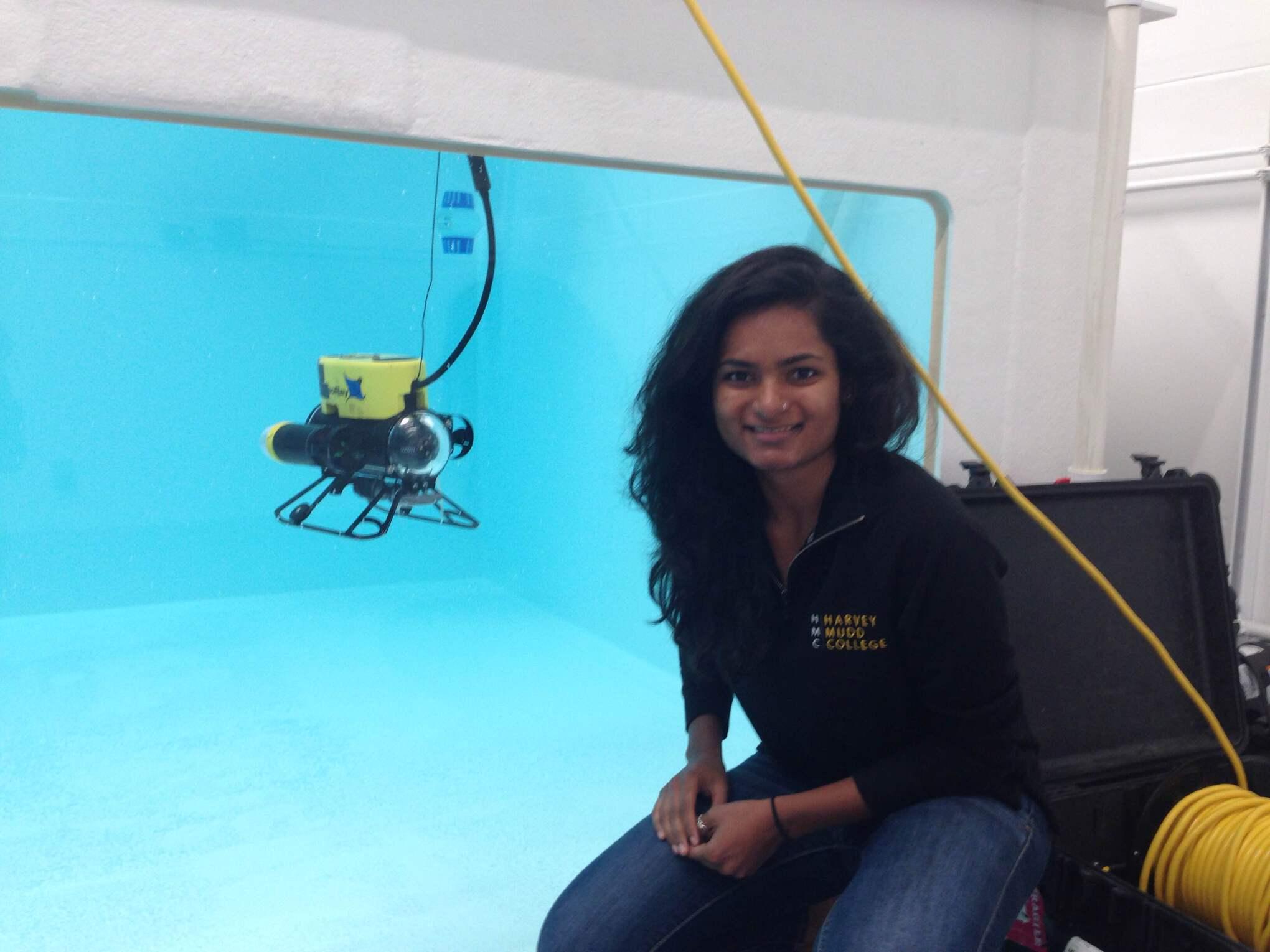 Aishvarya Korde (2017)  Systems Engineer at Northrop Grunman