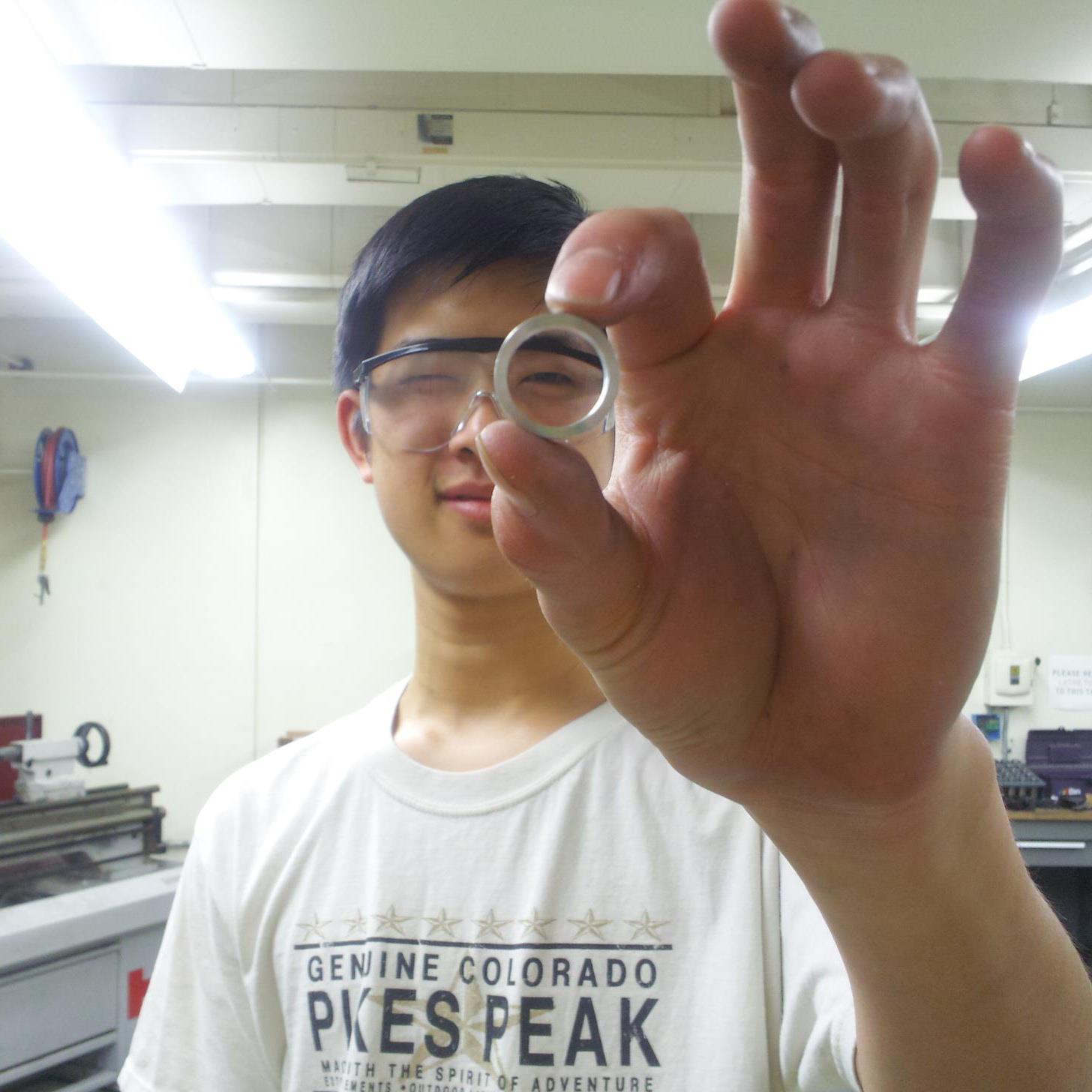 Sherman Lam (2016)   PhD Candidate at CMU