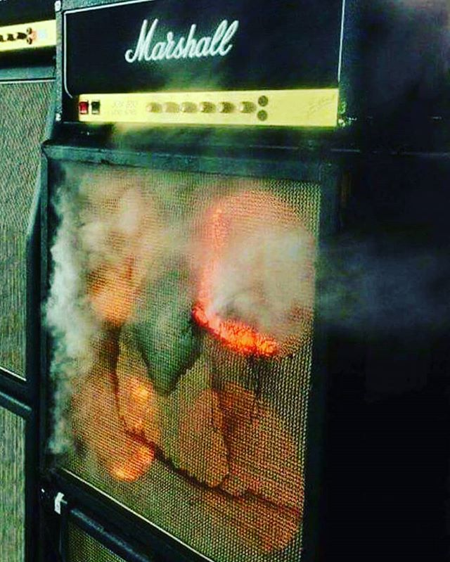 OH MAN!!! PRACTICE REALLY GOT OUT OF HAND LAST NIGHT. IF WE'RE DOING THIS IN REHEARSAL, IMAGINE WHAT WE'RE GOING TO TO LIVE DURING @motmfest ONE WEEK FROM TODAY AT THE BRICK WHEN WE PLAY LIVE AT 12:30 AM!!!!! BETTER NOT MISS THIS!!!!!