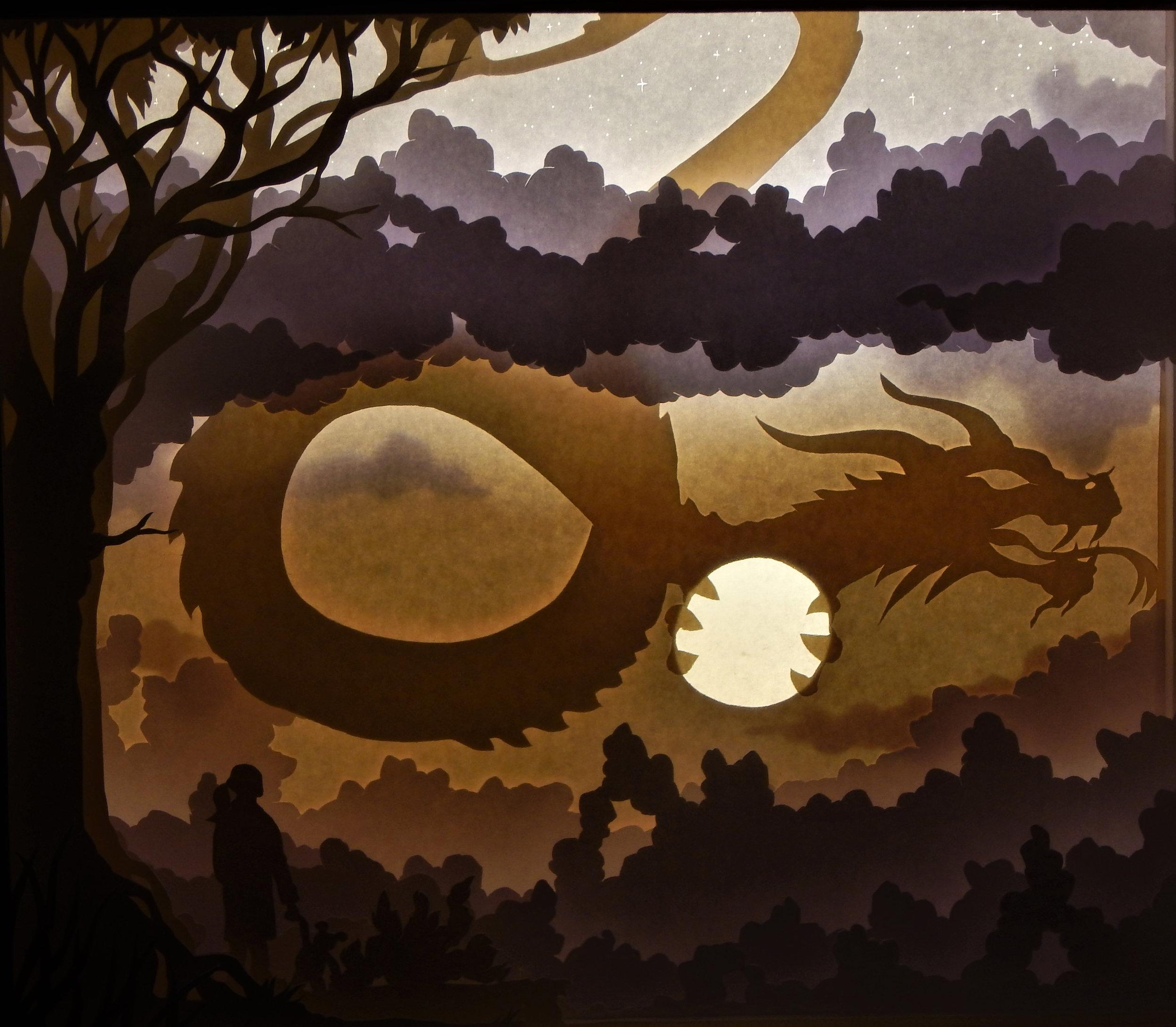 The Night Dragon -