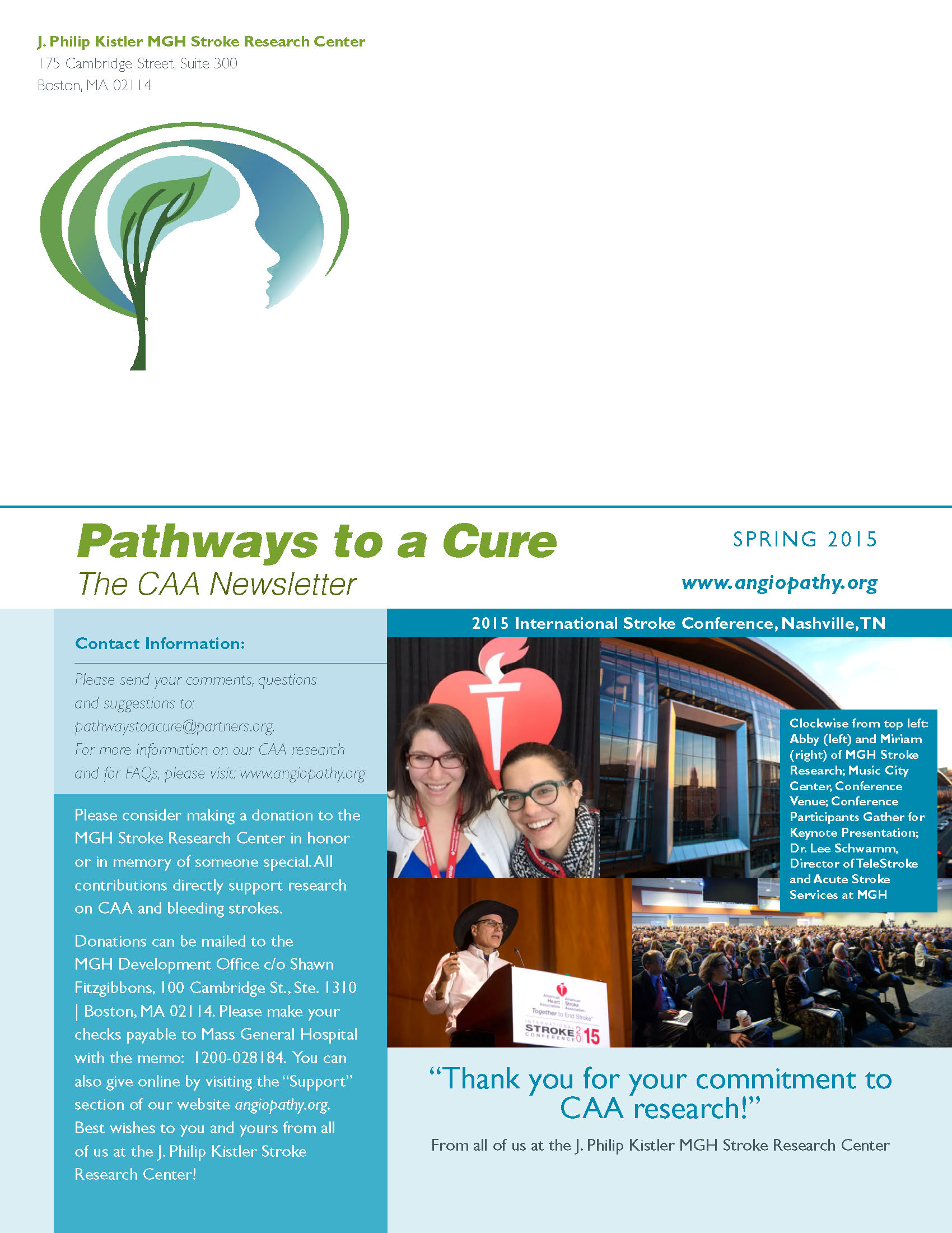 5th Edition - CAA Newsletter - Spring 2015_Page_4.jpg