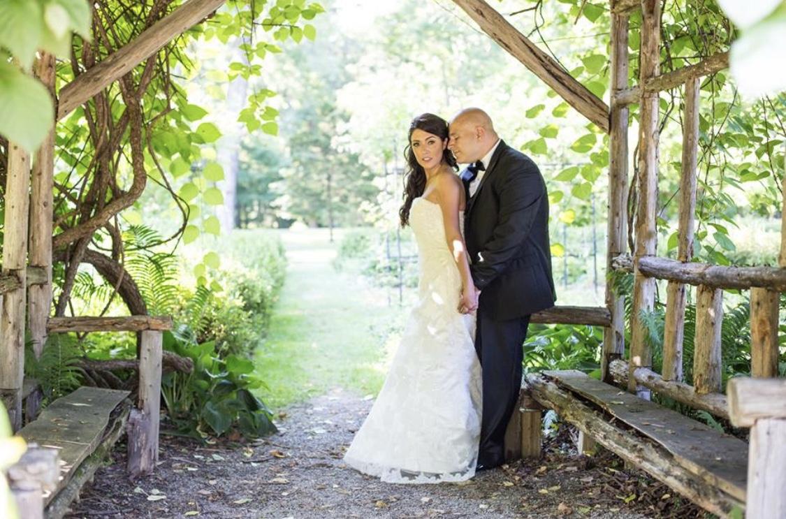 Couple ~ Mazzotta    Venue ~ Locust Grove
