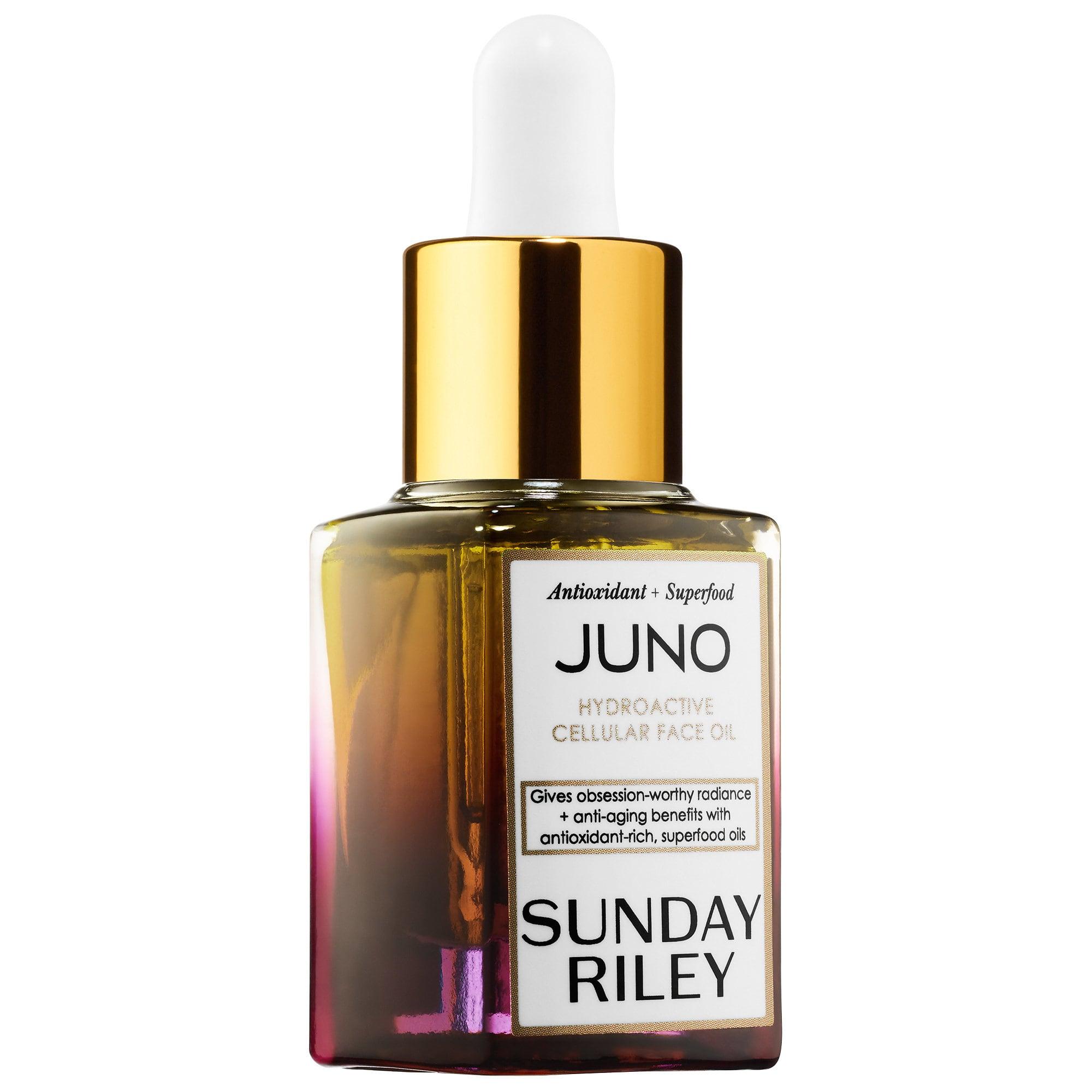 Sunday Riley Juno Oil ( $45, travel size)