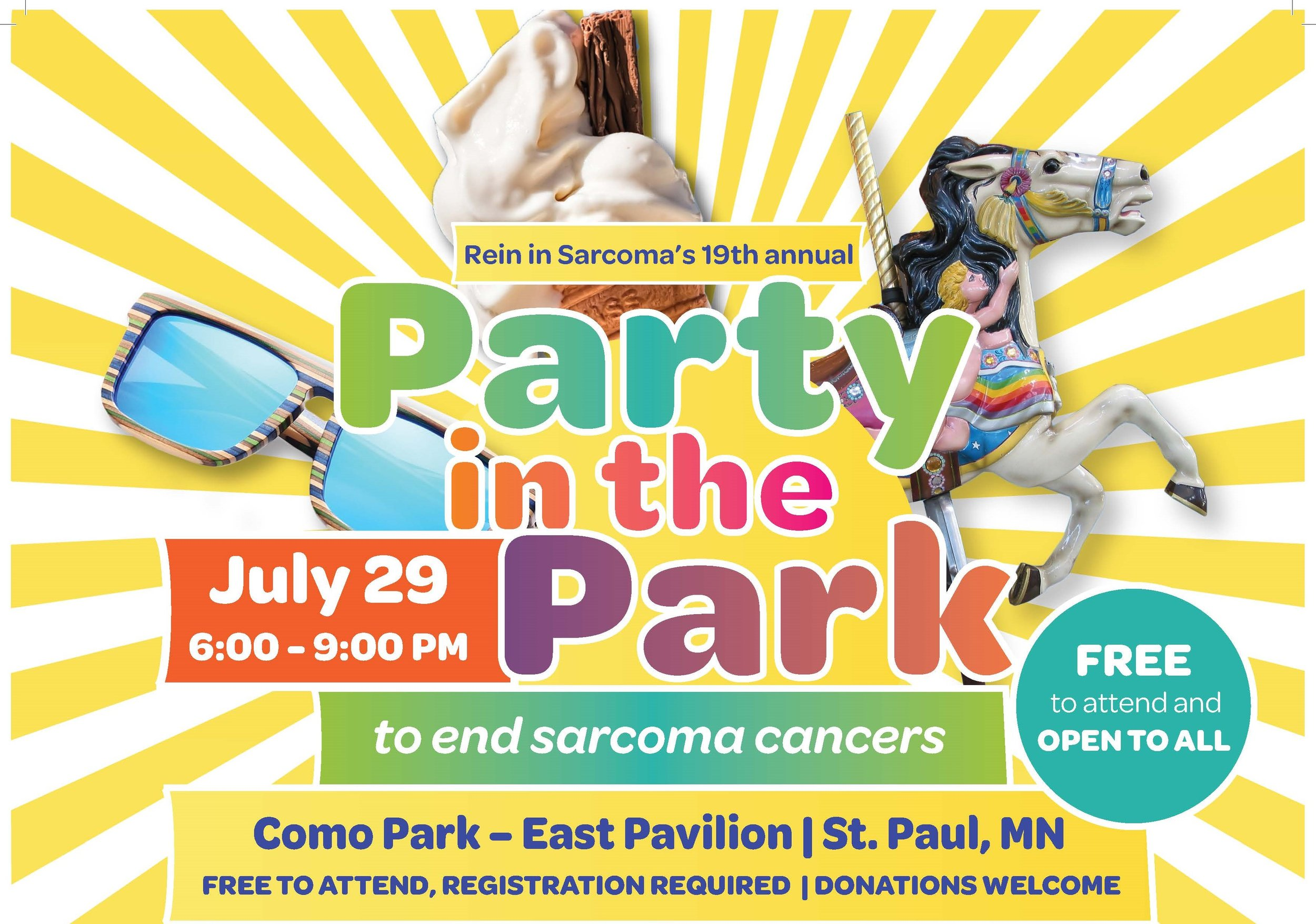 2019 Party in the Park