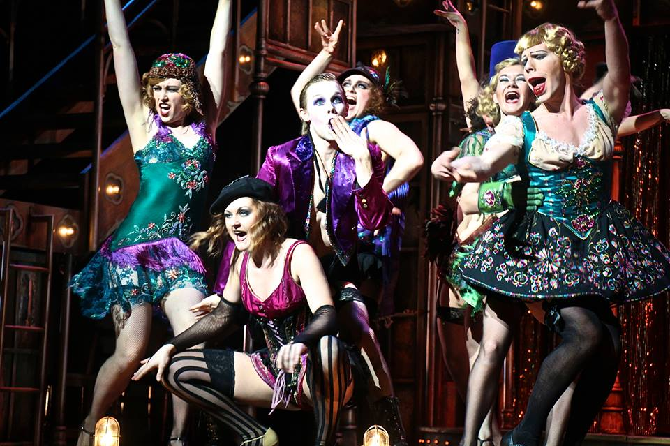 CABARET, Theater Latté Da and Hennepin Theatre Trust, at the Pantages Theatre, 2014