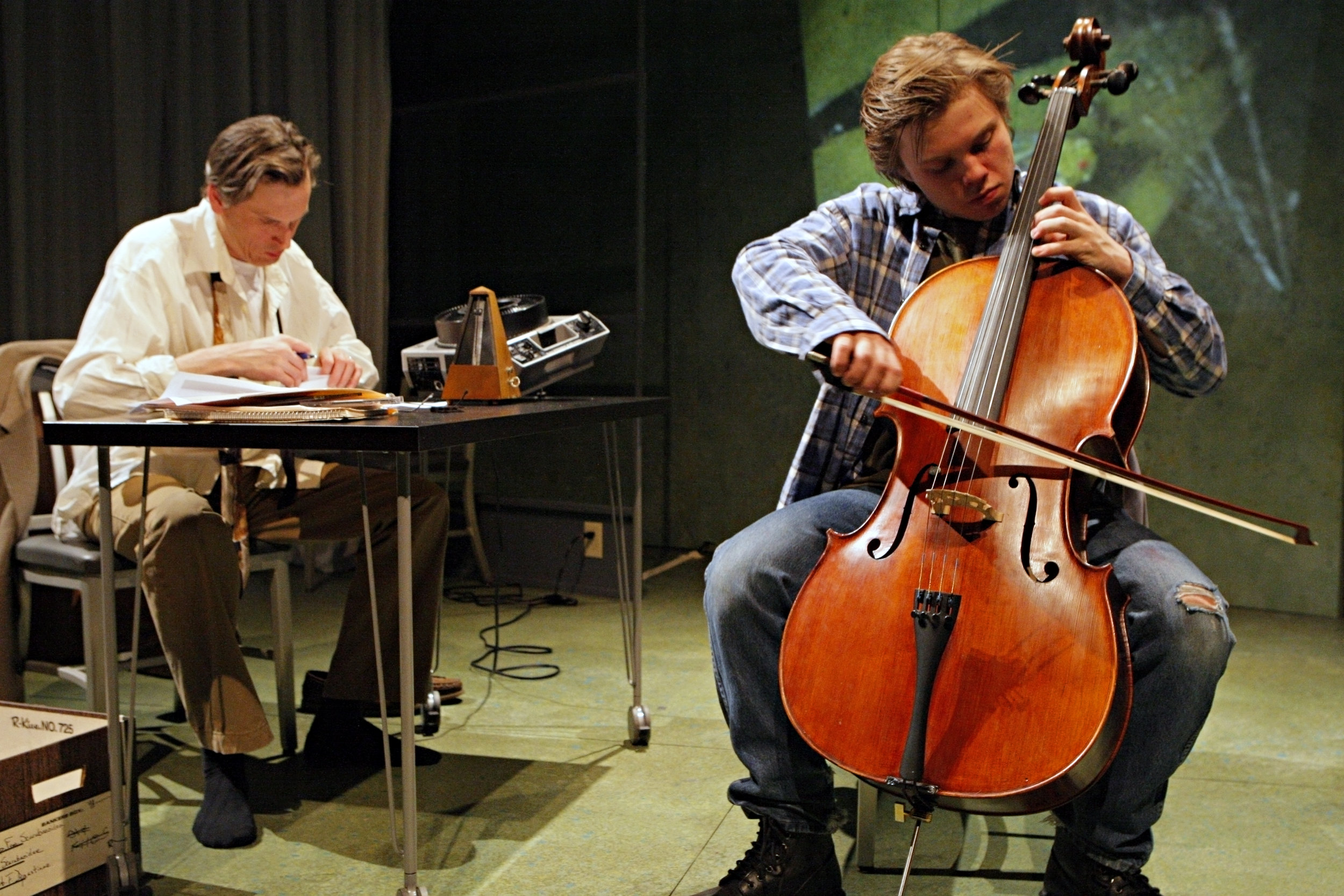 SONG OF EXTINCTION, Theater Latté Da at the Guthrie Theater, Dowling Studio, 2011