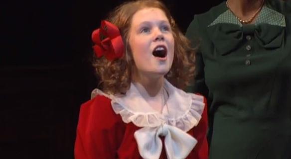 ANNIE, Children's Theatre Company, 2011
