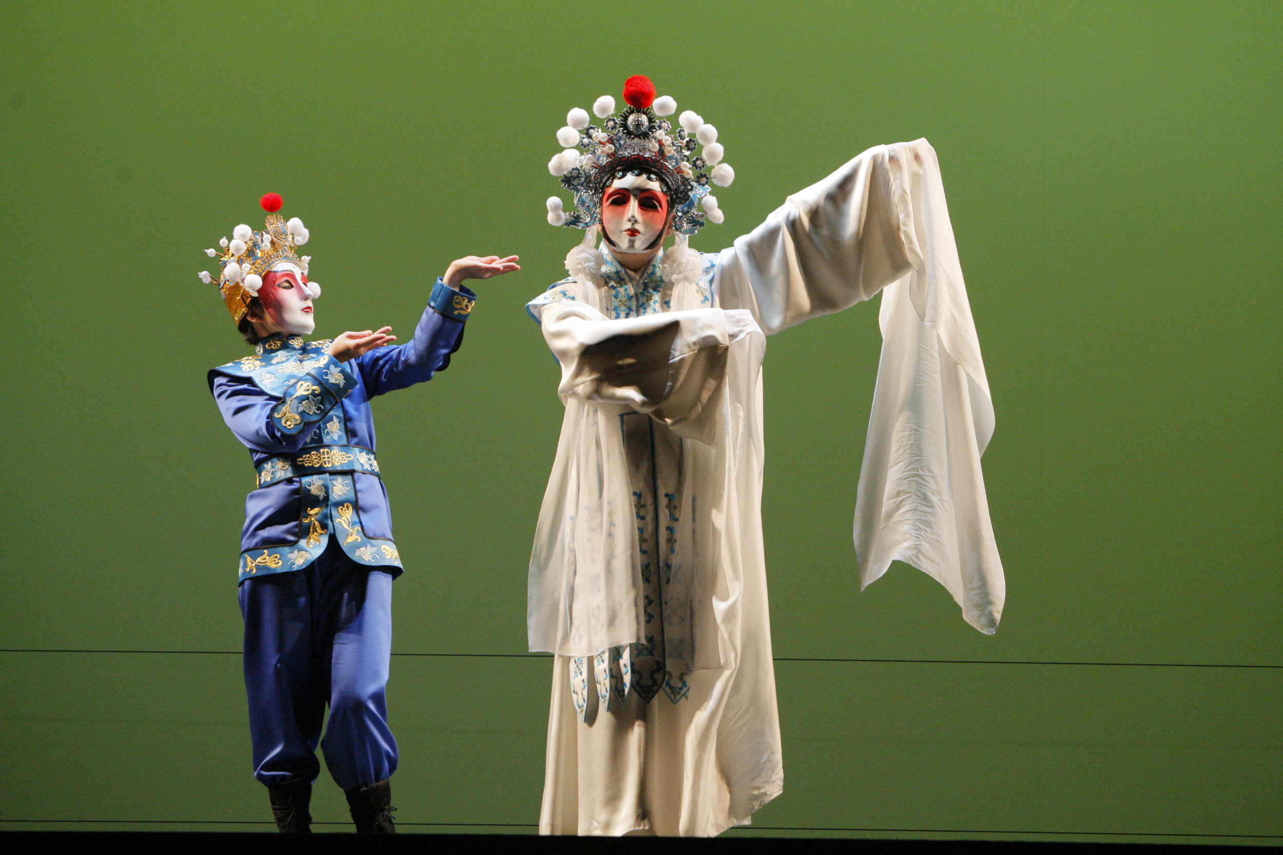 M. BUTTERFLY, Guthrie Theater, Thrust Stage, 2010