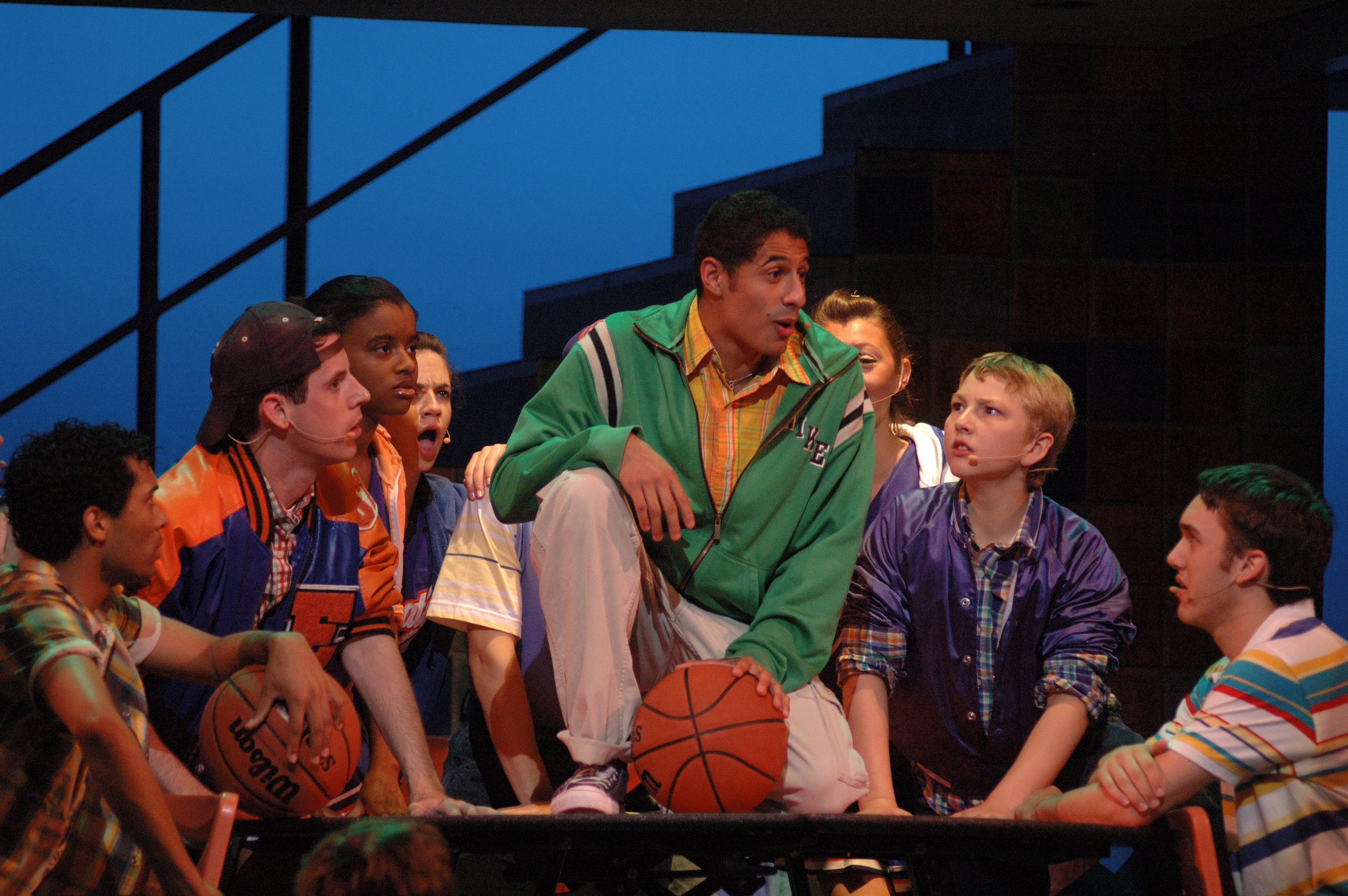 DISNEY'S HIGH SCHOOL MUSICAL, Children's Theatre Company, 2007