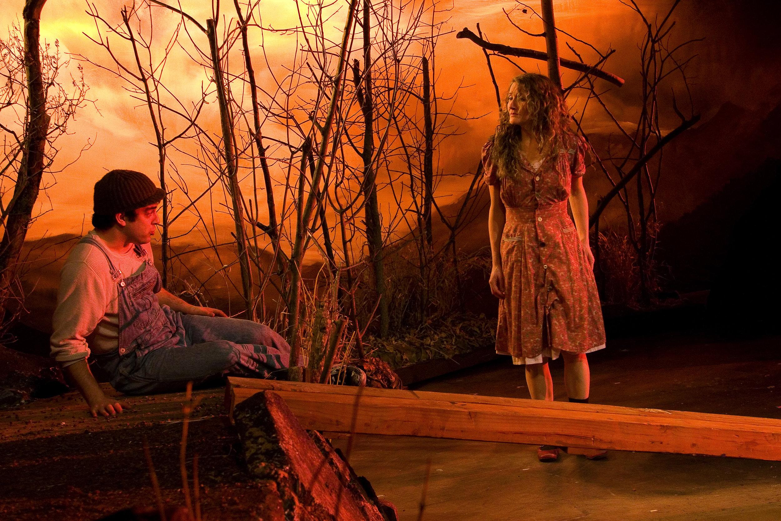 SUSANNAH, Theater Latté Da at the Loring Playhouse, 2007