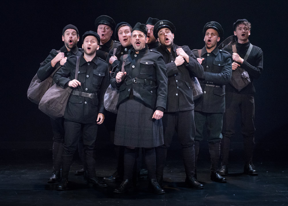 ALL IS CALM: THE CHRISTMAS TRUCE OF 1914, National Tour, 2017