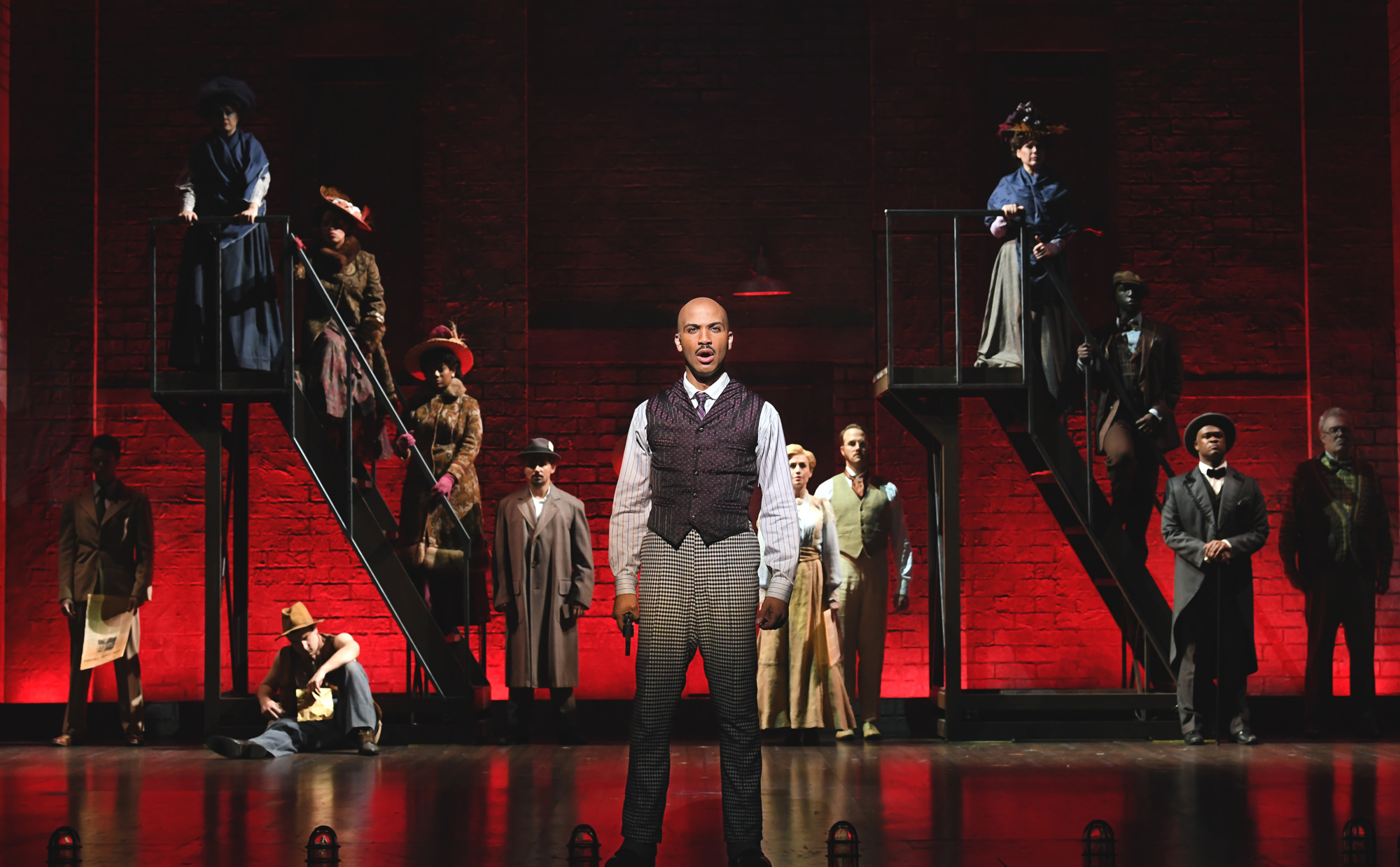 RAGTIME, Asolo Repertory Theatre, 2018