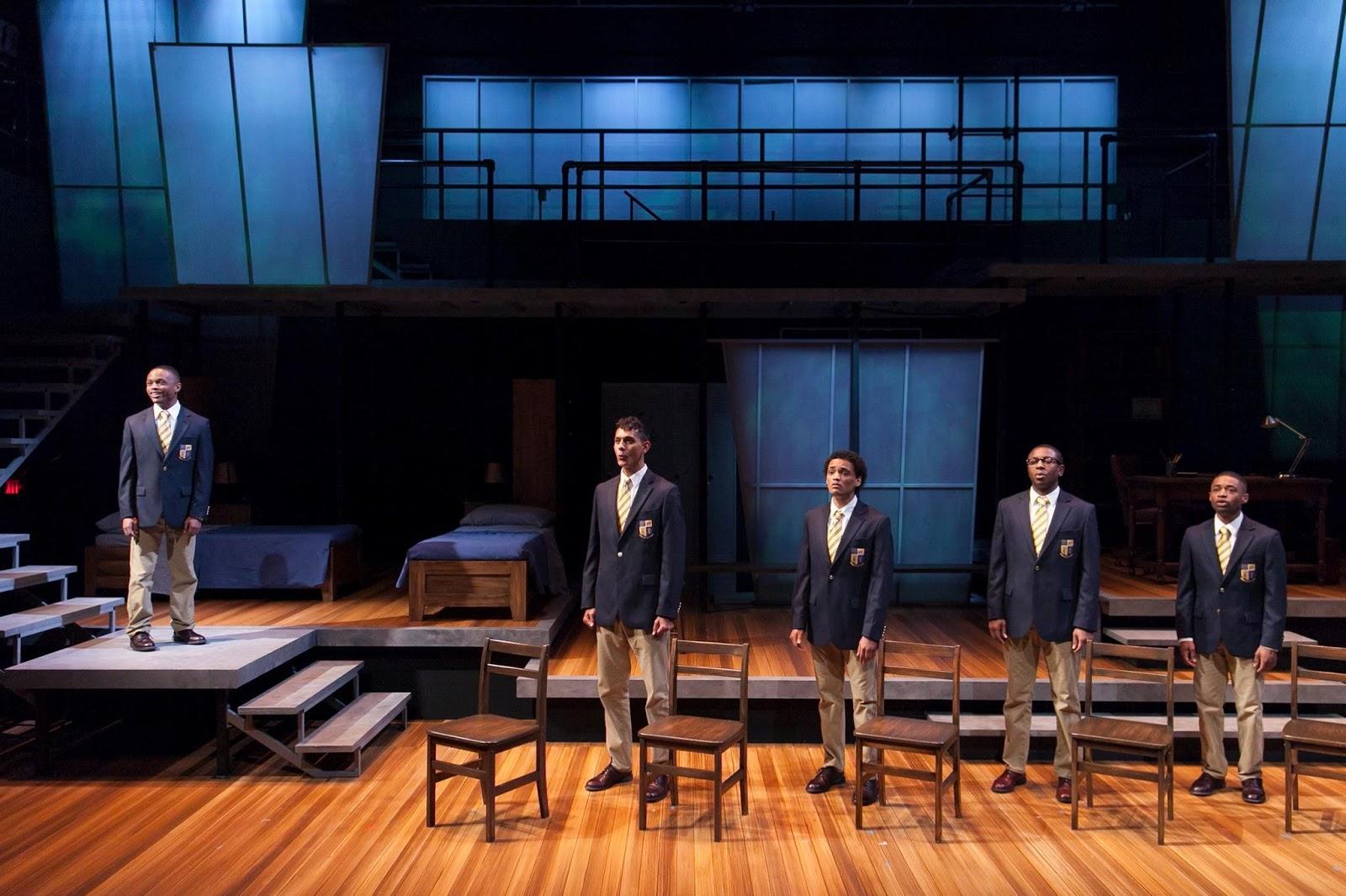 CHOIR BOY, Guthrie Theater, 2015