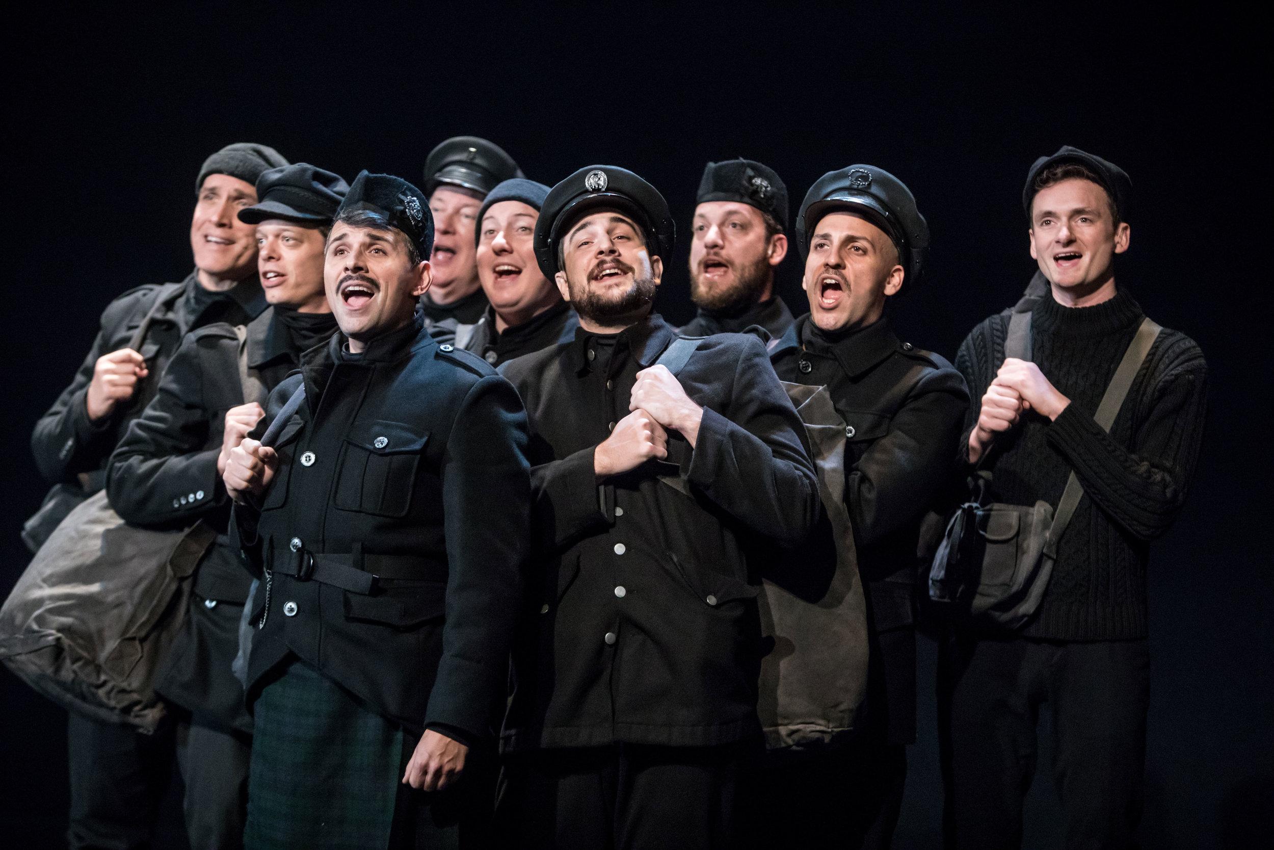 ALL IS CALM, Theater Latté Da, 2018