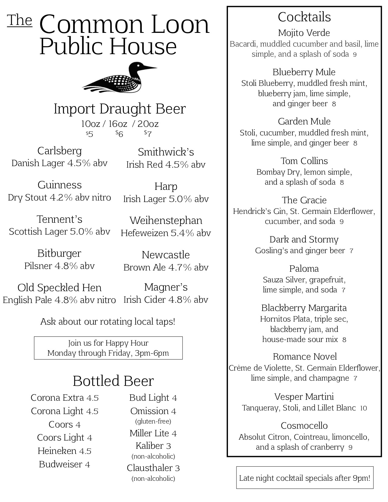 MENU_Drinks_1 Two-Sided Page 1 Drinks menu (Summer 2019) copy.jpg
