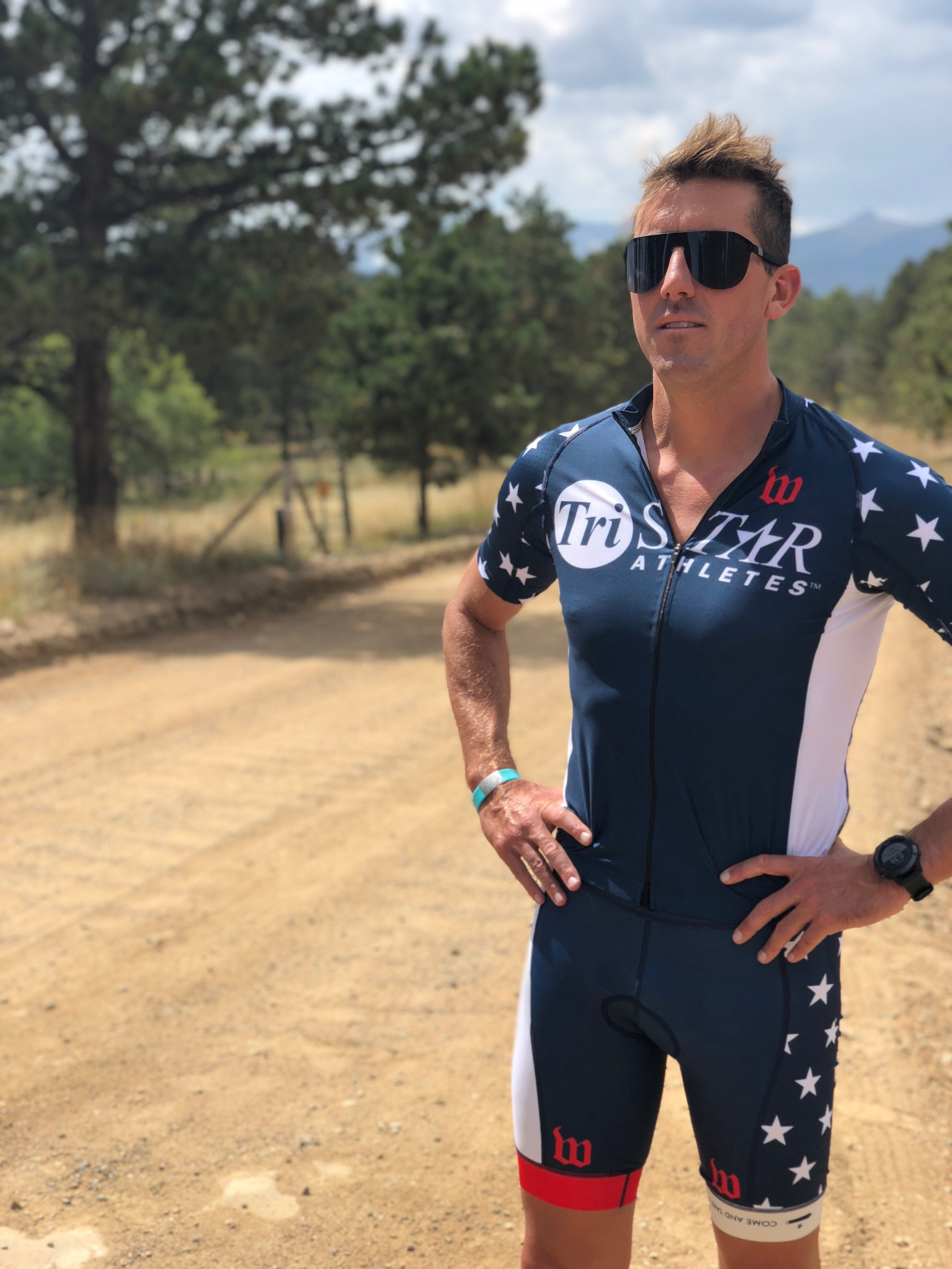 """""""Team motivated and going big in 2019."""" - Adam Daniels, Tristar Athletes Level III coach"""