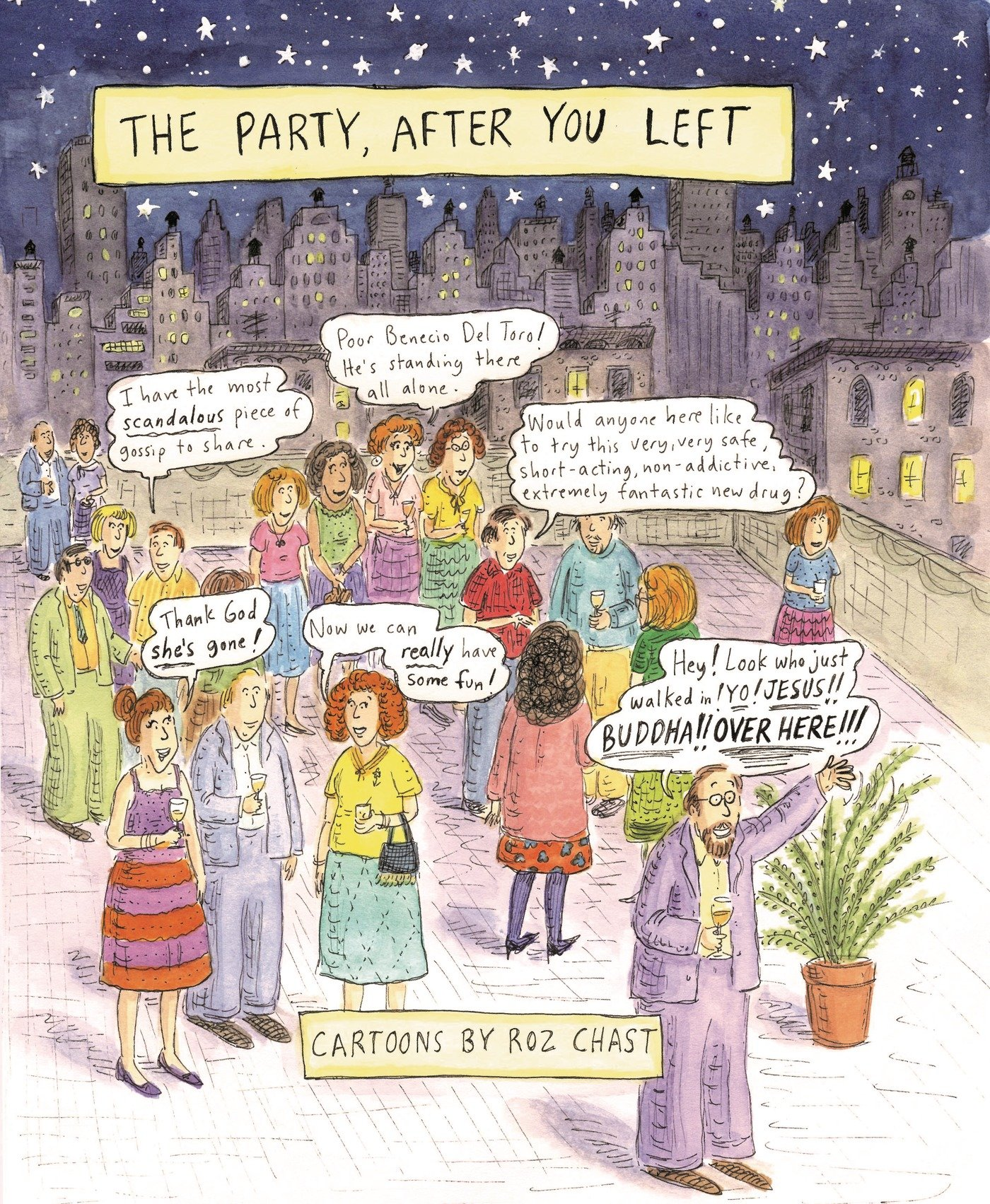 The Party, After you Left - see what you miss out on.