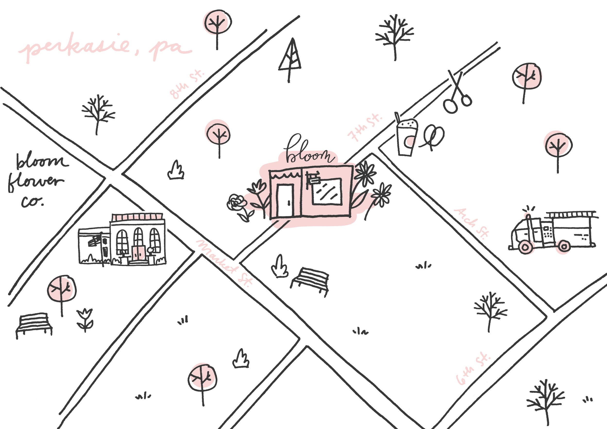 Bloom Map segment