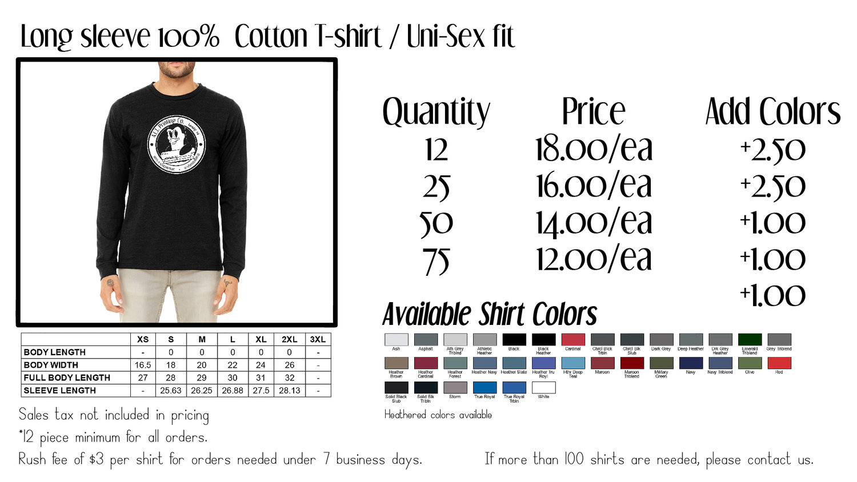 Custom Shirt Printing Alt