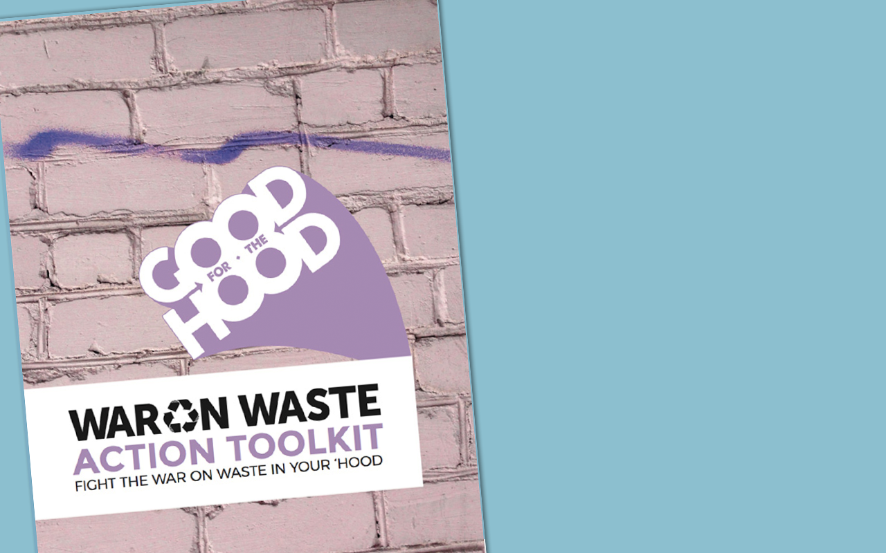 War on Waste Toolkit - Got an epic idea to tackle plastic straws or other waste but aren't sure where or how to begin?In collaboration with ABC, our pals at Good for the Hood have created a toolkit to guide you on all the tips and tricks to start your own campaign! Check it out here.