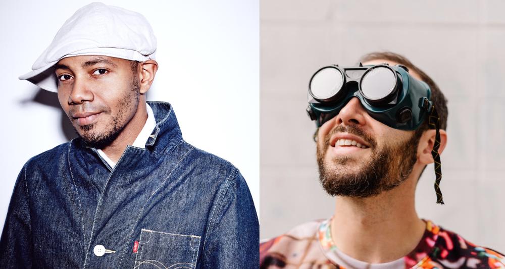DJ Spooky and Aza Raskin - How the Internet has Changed Society