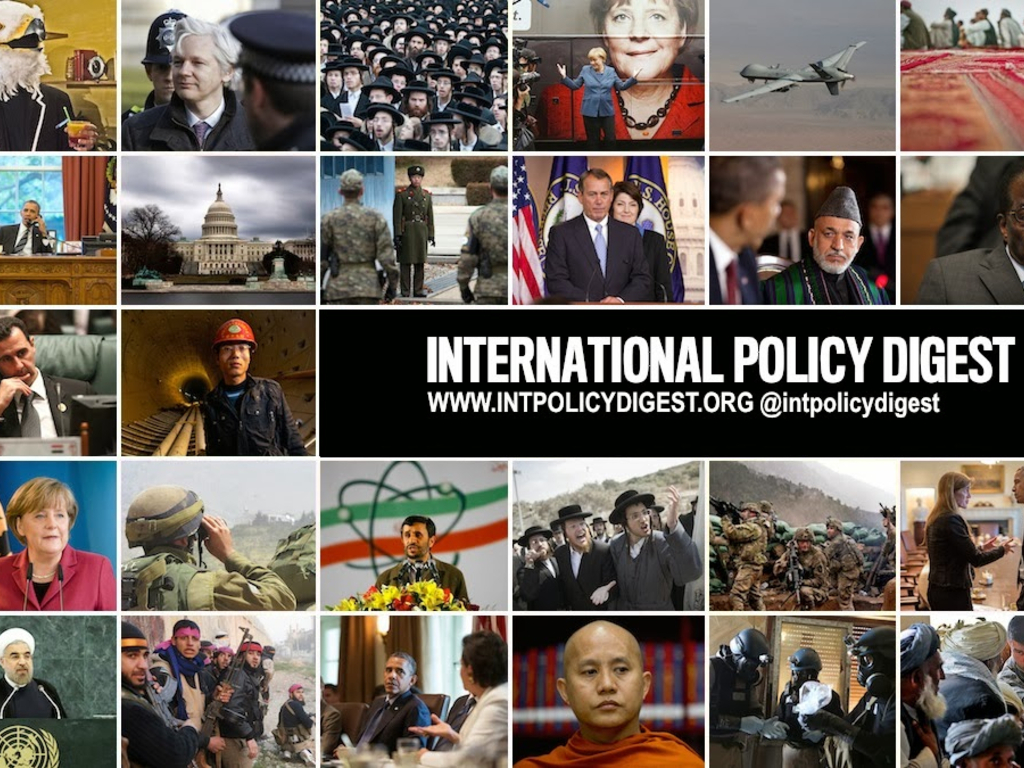 INT'L POLICY DIGEST