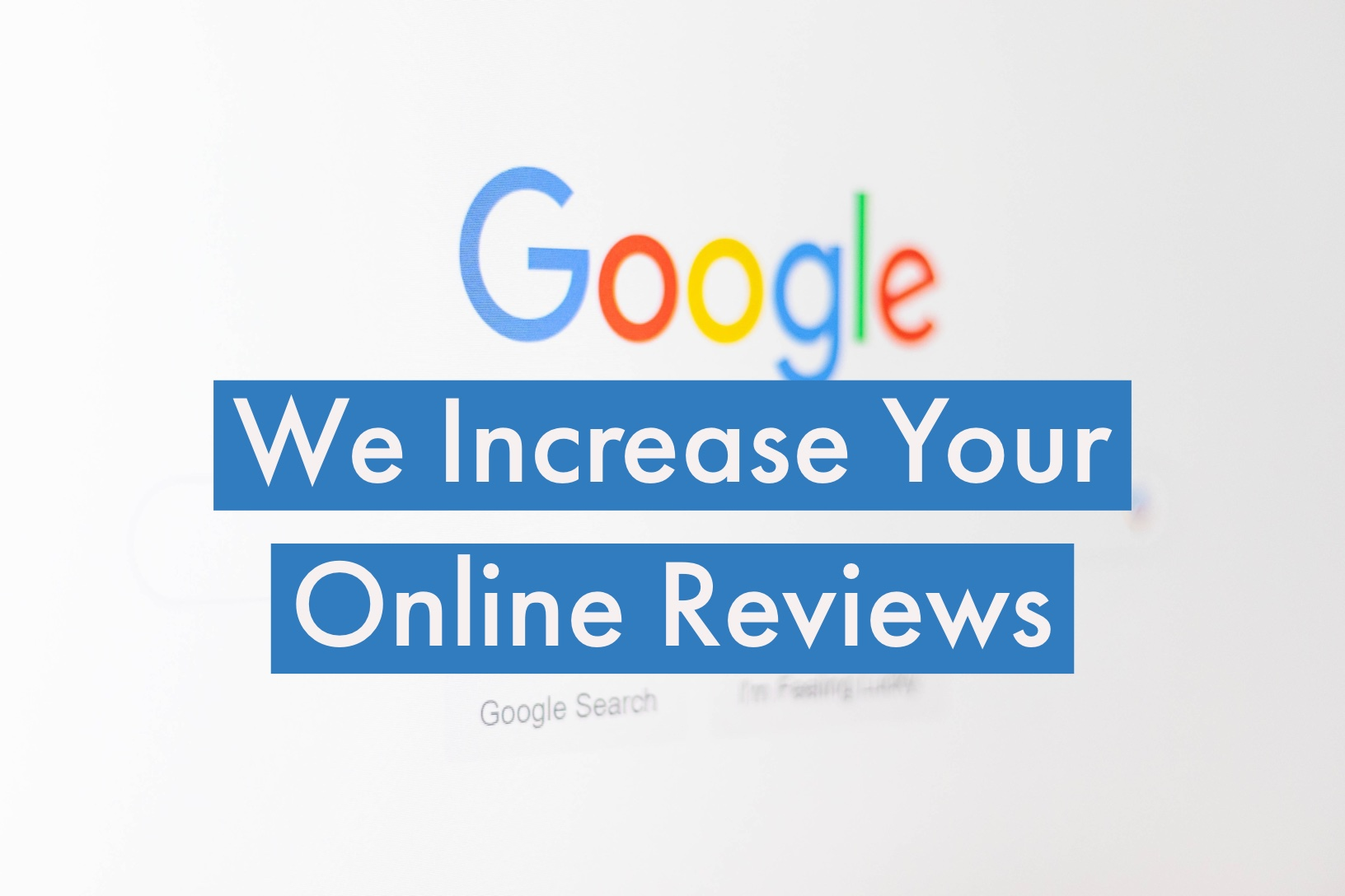 Reviews matter. We start by increasing your reviews, responding to reviews, and making you appear professional.