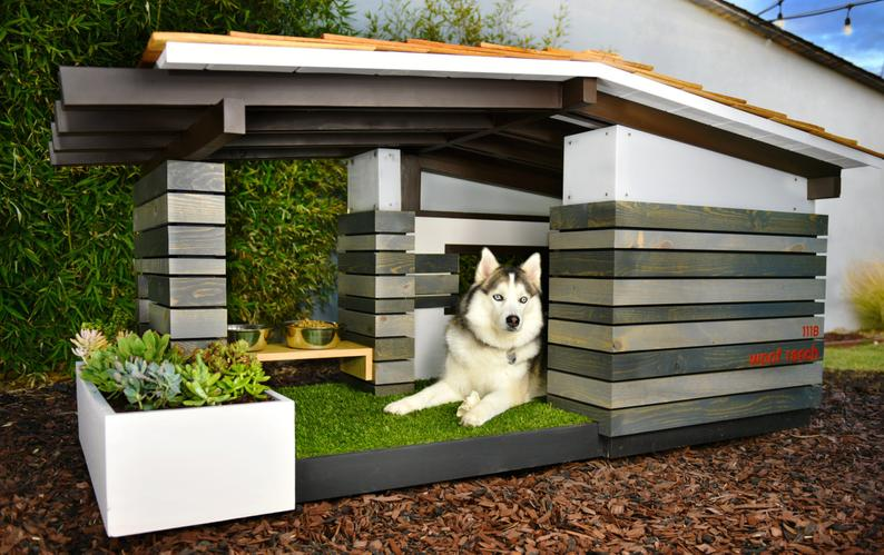 """The """"1118 Woof Ranch""""  from Pijuan Design Workshop"""