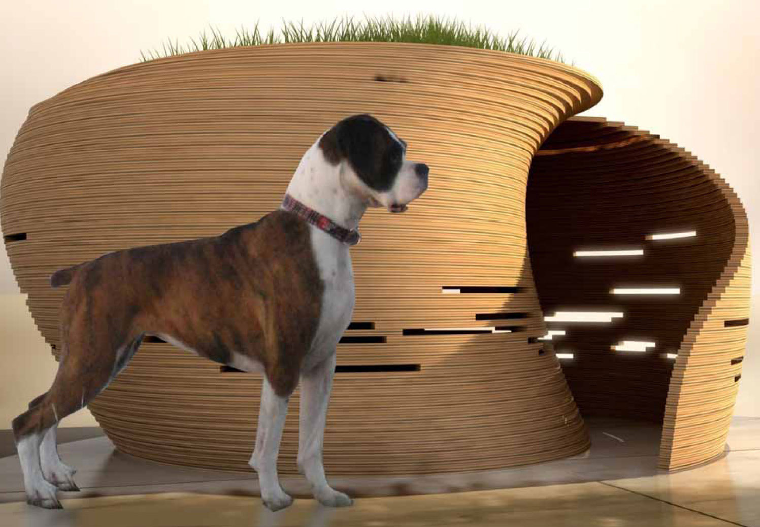 One Jackson Square (OJS) Doghouse  by KPF's William Pedersen