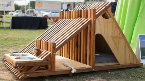 'Best In Show' dog house , designed by Austin Ablon