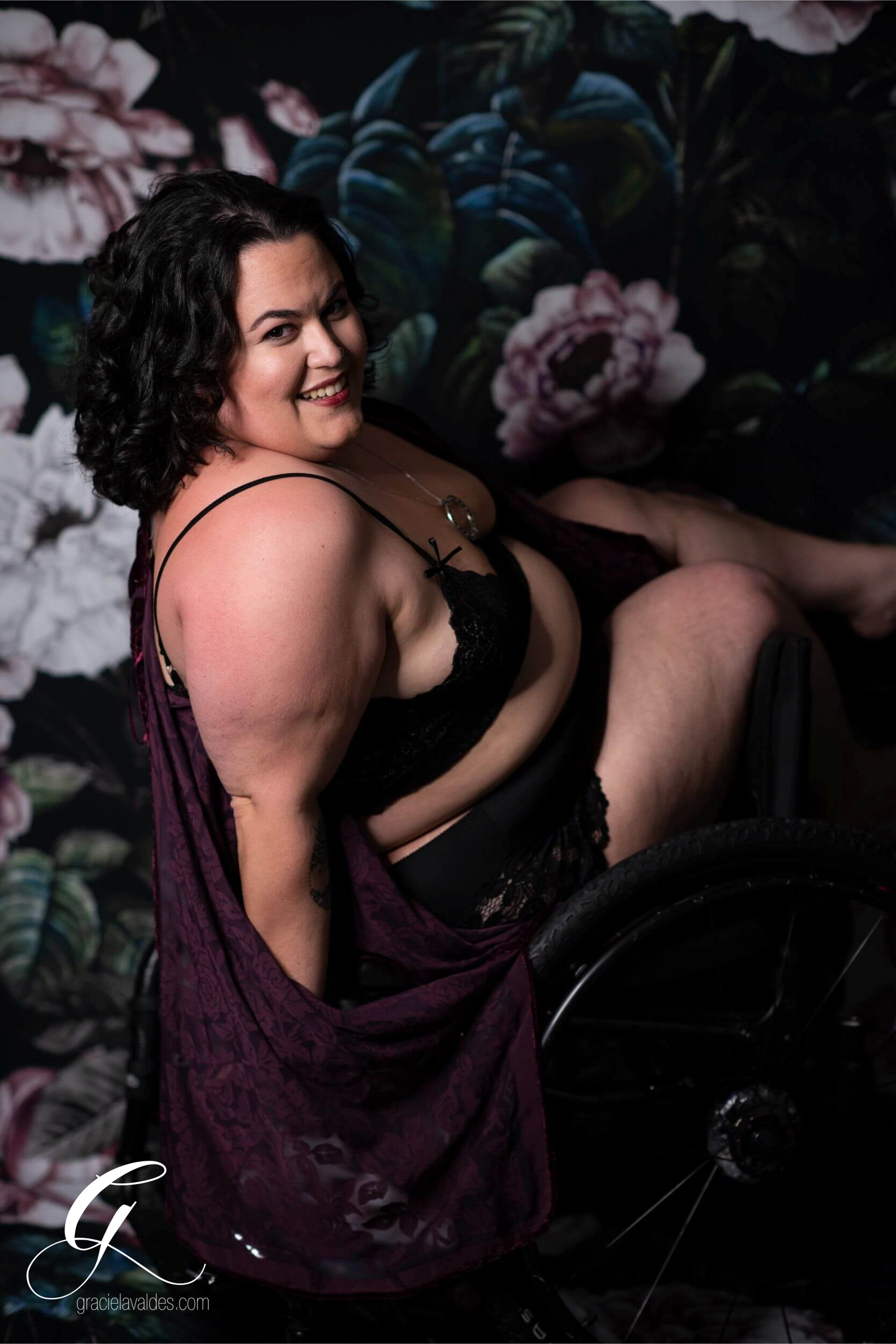 Genderqueer Boudoir Disabled Boudoir by Graciela Valdes 2.jpg