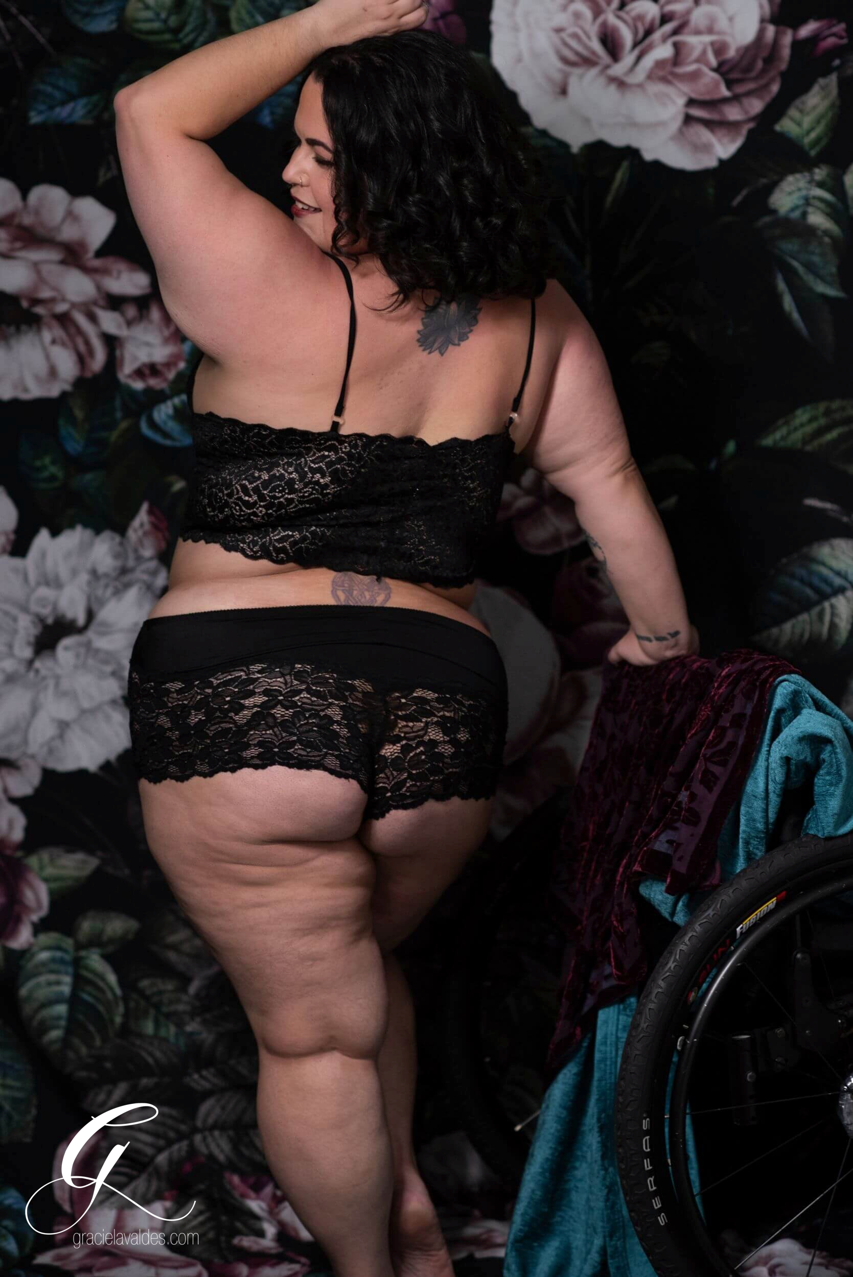 Genderqueer Boudoir Disabled Boudoir by Graciela Valdes 5.jpg