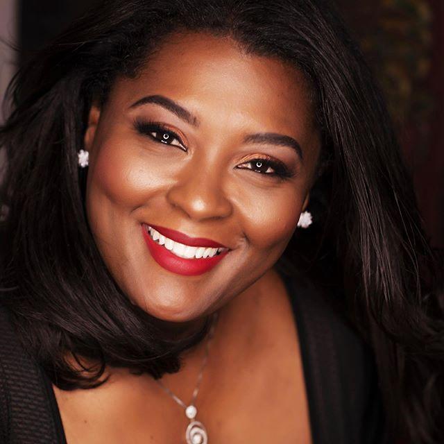 Love this beautiful face. Such joy! MUA: @makeupbyscharon