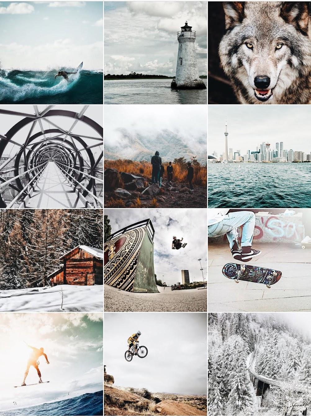 Greyfin - Instagram: @greyfinusaTwitter: @greyfinusaFacebook: Greyfin USAWebsite DesignProduct PhotographyBrand Book Design