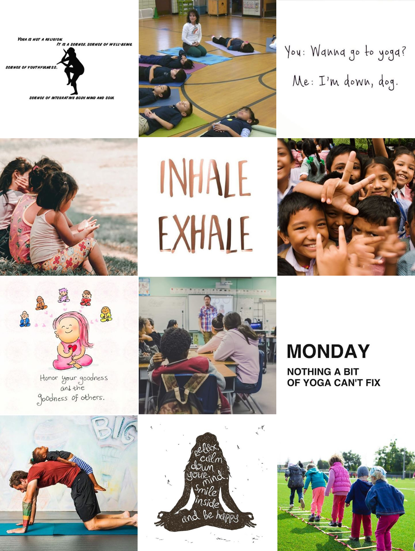 Calming Kids - Instagram: @calmingkidsFacebook: Calming Kids Yoga