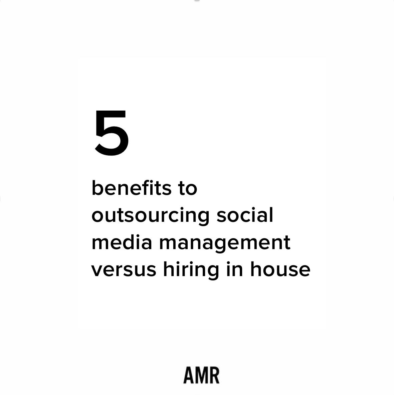 AMR Digita Social media marketing