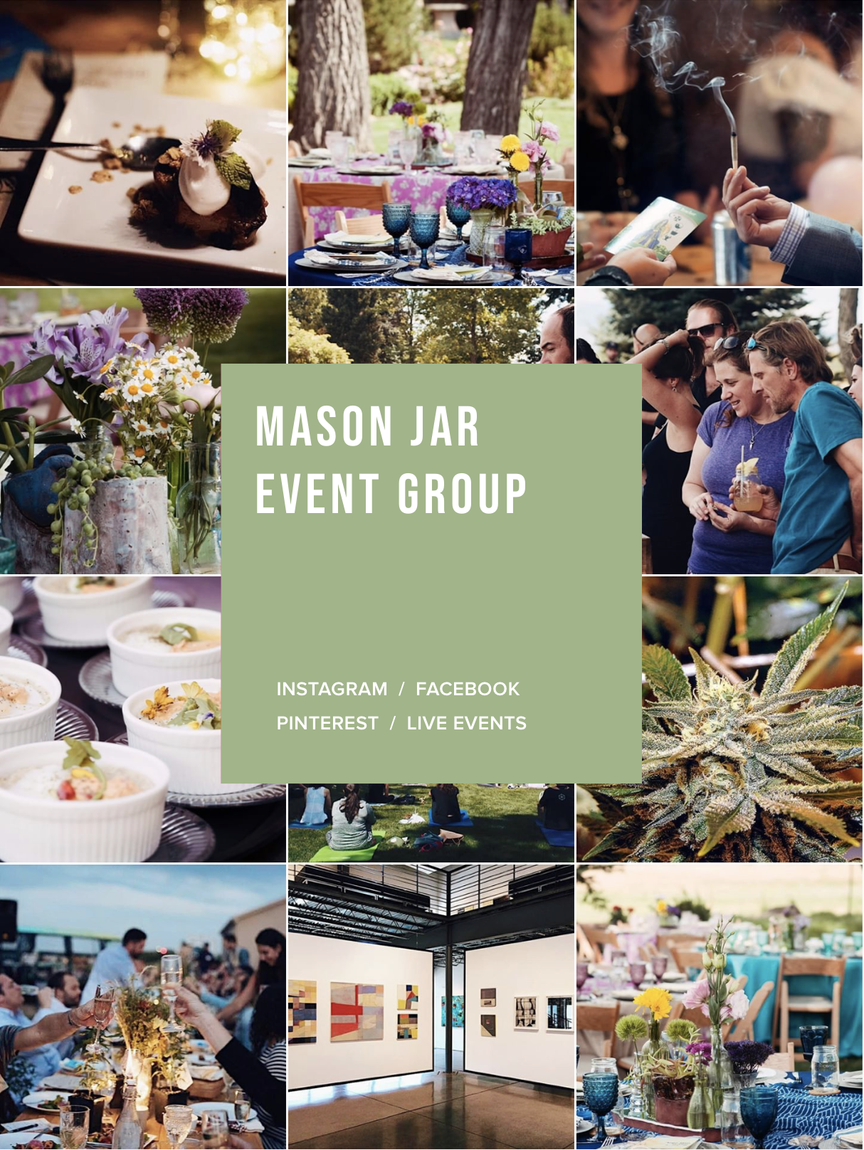 Mason Jar Event Group