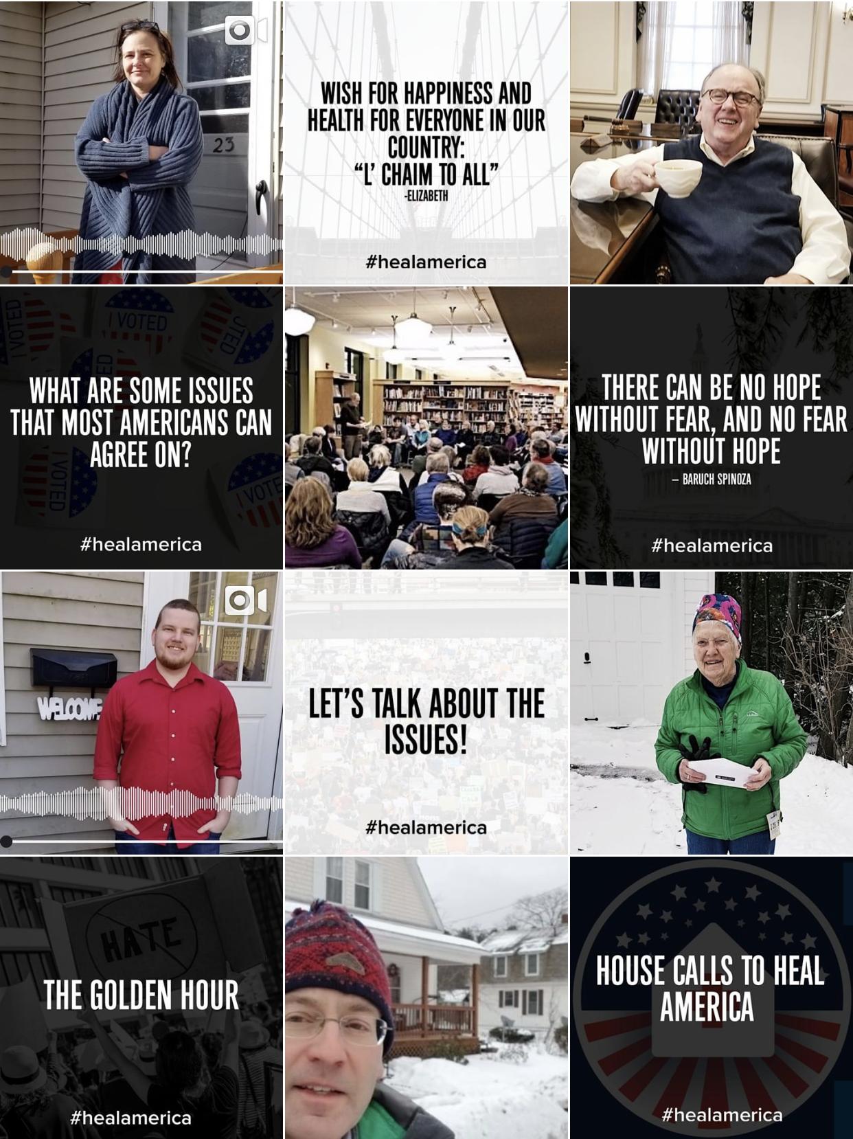 House Calls to Heal America - Instagram: @housecallstohealamericaTwitter: @housecallshealFacebook: House Calls to Heal AmericaLinkedIn: House Calls to  Heal America