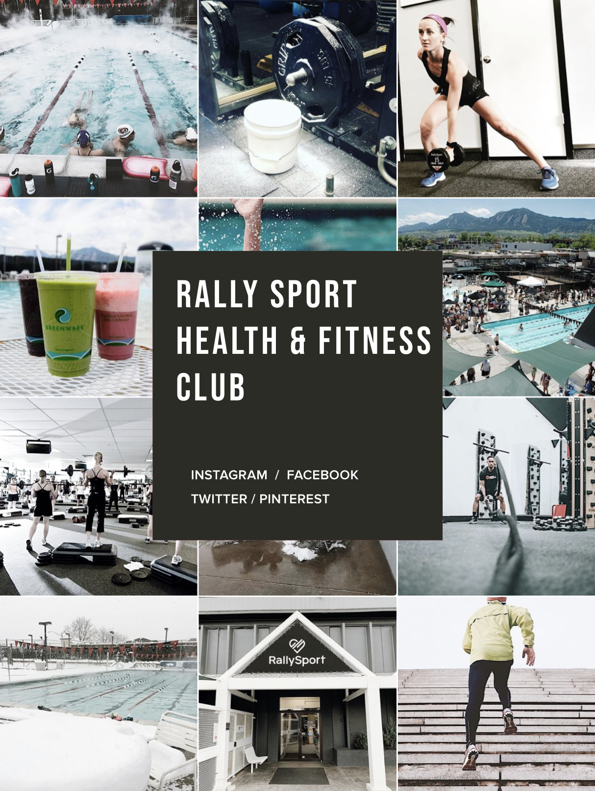 RALLY SPORT HEALTH & FITNESS CLUB