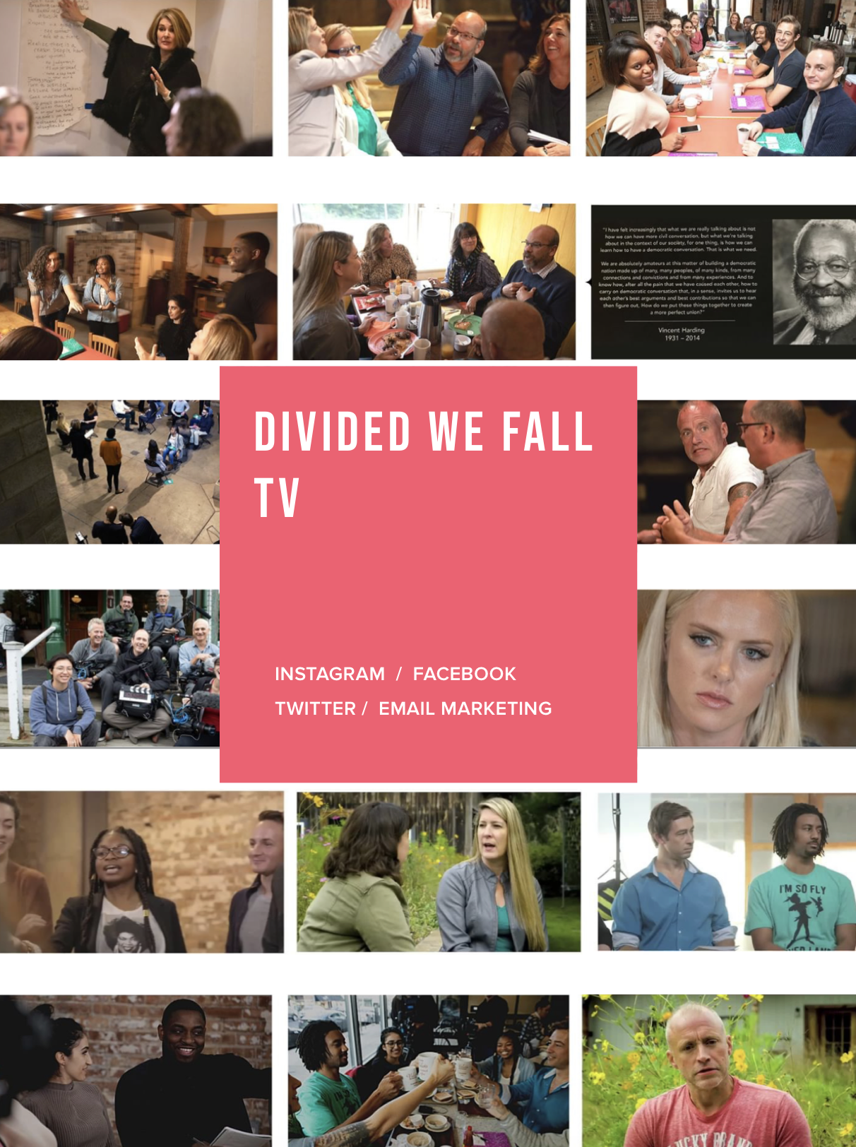 Divided We Fall TV - Instagram: @dividedwefalltvFacebook: Divided we Fall TVTwitter: @dividedwefalltv